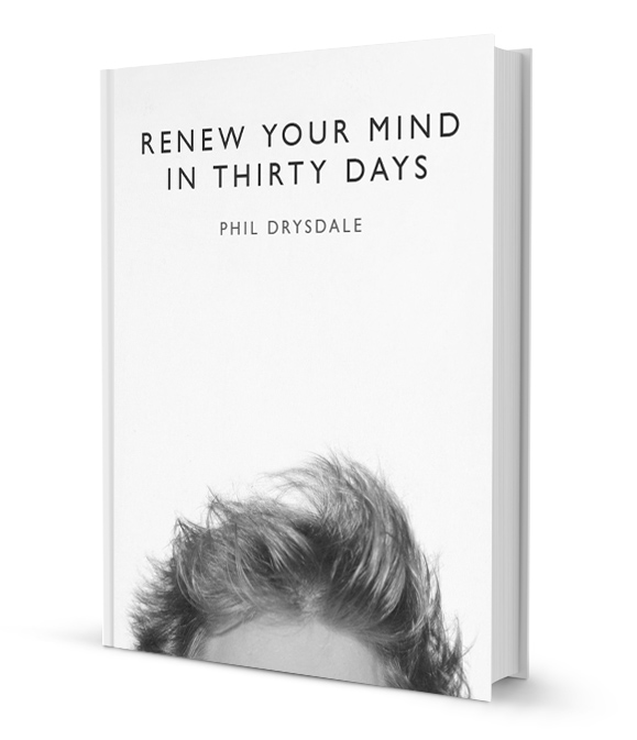 Renew Your Mind in 30 Days