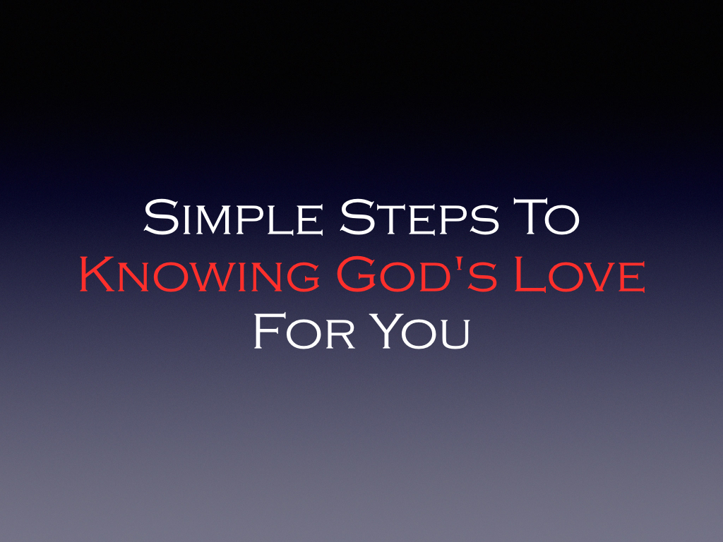 How to Have a Personal Relationship With God (Christianity)
